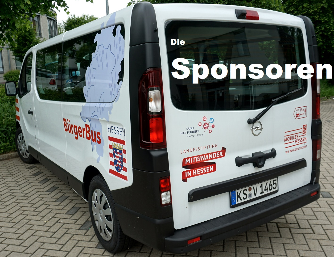 Buergerbus Die Sponsoren