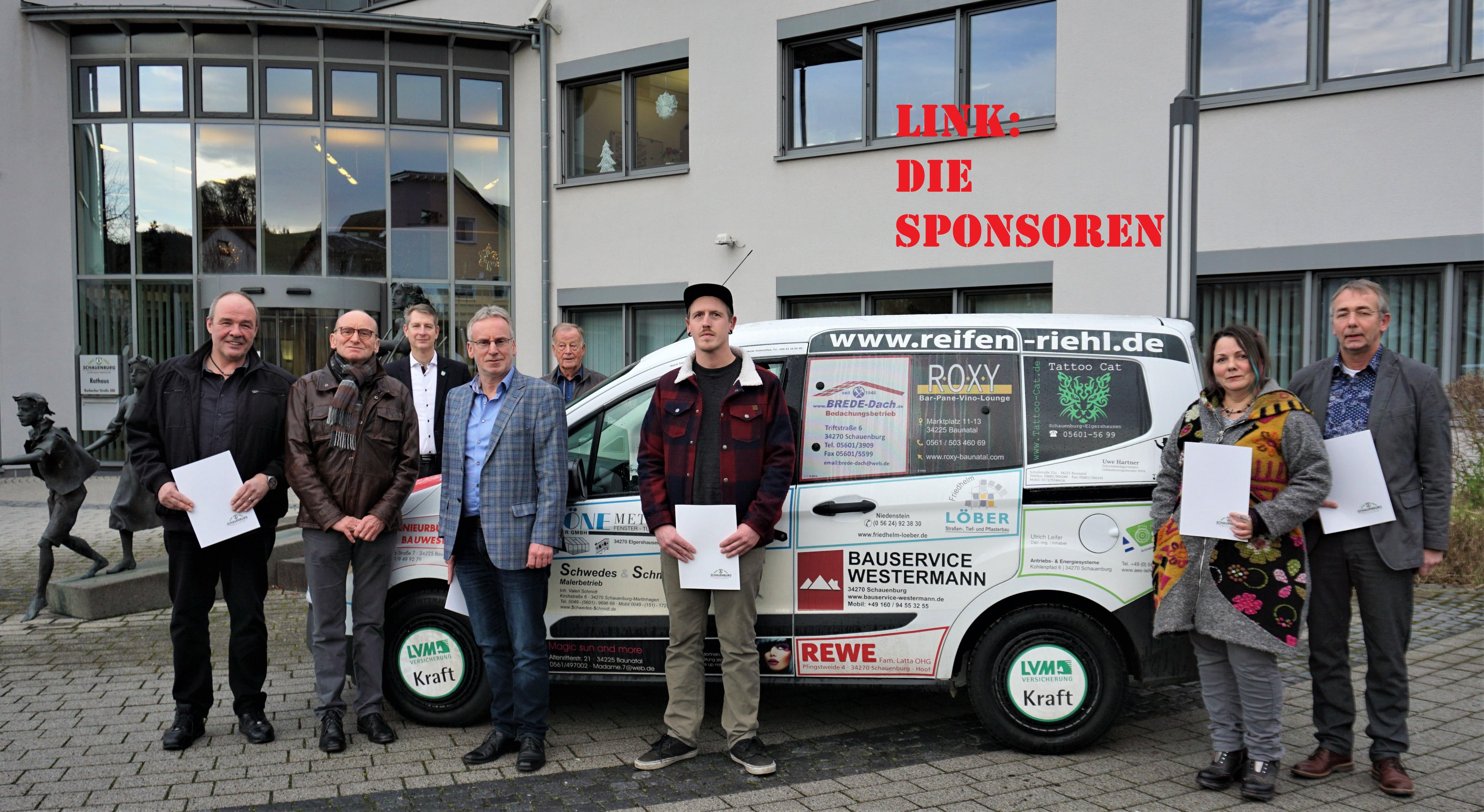 Sponsoren Kfz Gemeinde neu Dezember 2019